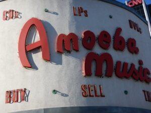 アメーバーミュージック ハリウッド店移転  で残しておきたい光景