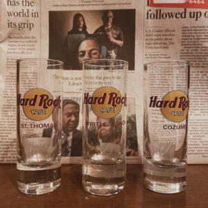 Hard Rock CAFE Shot Glass 🥃