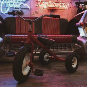 ヴィンテージ三輪車